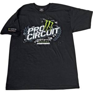 Pro Circuit Dirt Champ Monster Energy