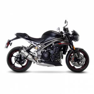 Triumph Speed Triple 1050 Sportauspuff