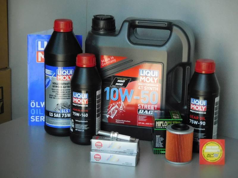 Outlander500 Öl Ölfilter Zündkerze Service Wartungs Set Can Am Renegade 500