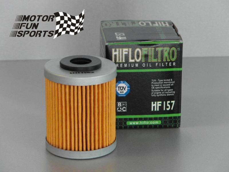 1x Hiflo Ölfilter HF157 HIFLO