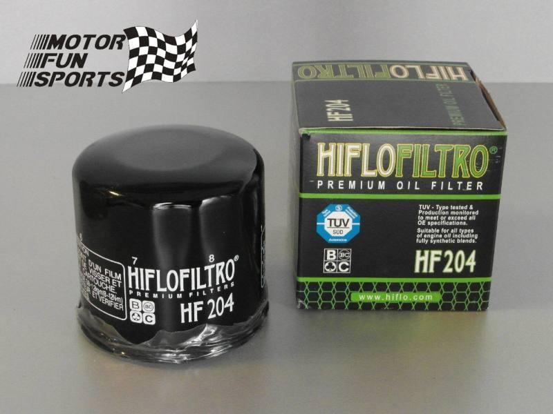 DCT Engine Filter12 HiFlo Oil Filter HF204 Honda NC700 S