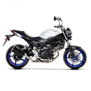suzuki sv 650 auspuffanlage. Black Bedroom Furniture Sets. Home Design Ideas