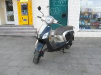 SYM Fiddle 200i